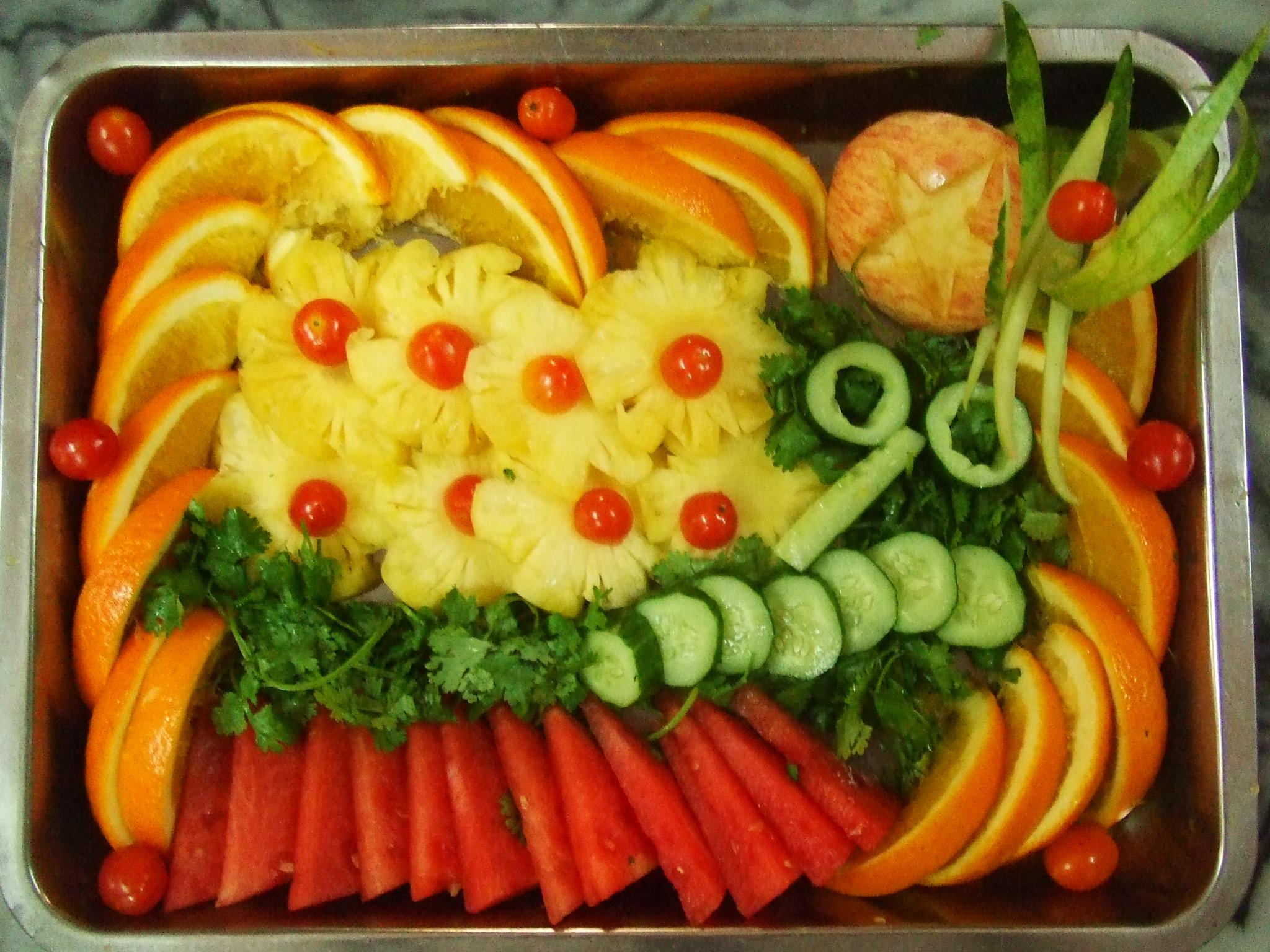 海南师范大学 新闻中心 物电学院成功举办水果拼盘大赛